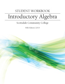 Introductory Algebra Student Workbook, 3rd Edition